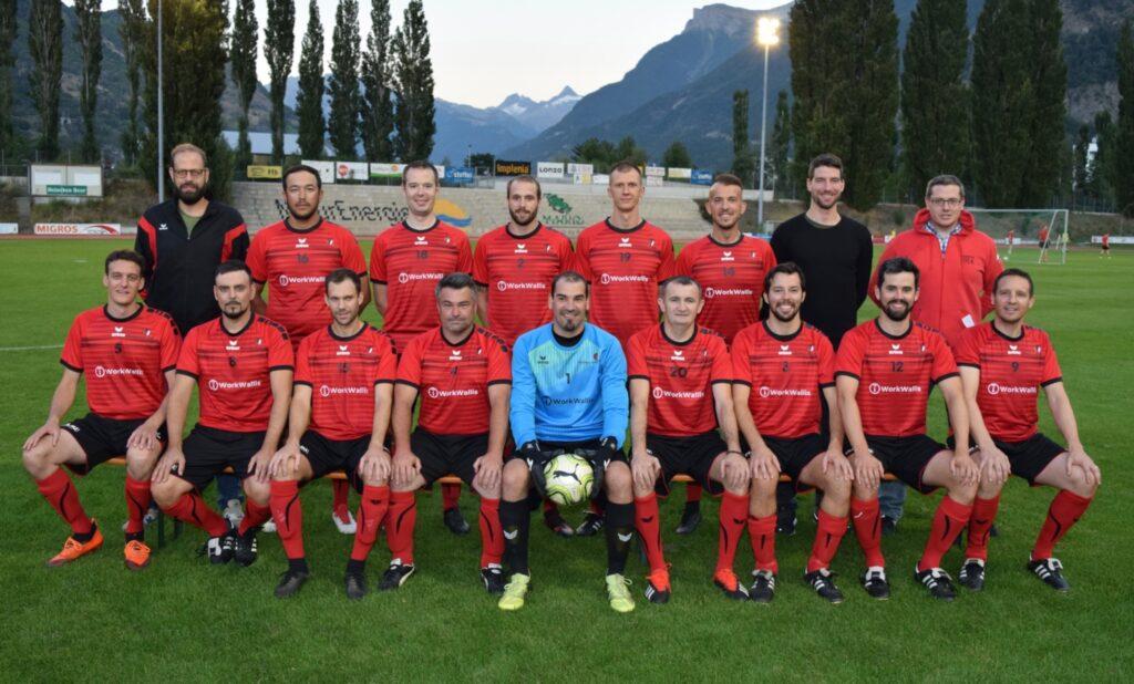 football club viege valais WorkValais